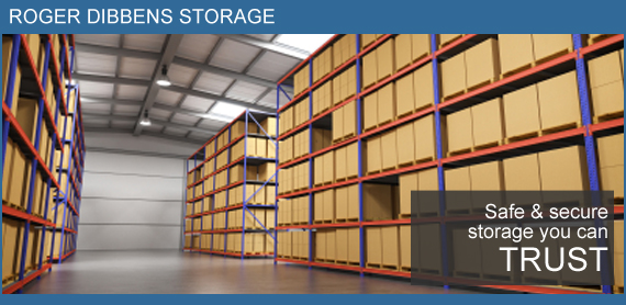 Safe & secure storage